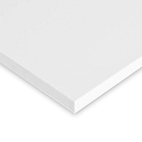 Online Metal Supply Expanded PVC Sheet 3mm x 24