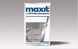 maxit ip EFP Entfeuchtungsputz, 30kg