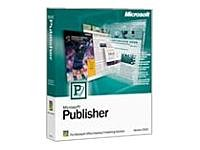 Publisher 2002, licence éducation