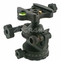 Acratech GV2 Ballhead with Quick Release, Level and Detent Pin, Supports 25 lbs.