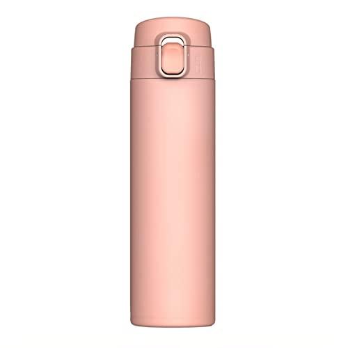 Borraccia termica in acciaio inox, 350 ml, 500 ml, bottiglia termica portatile, bottiglia di acqua isolata, tazza da viaggio per esterni, scuola, corsa