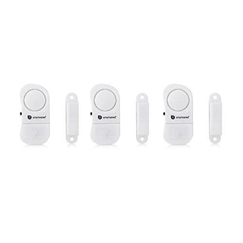 Smartwares SW SC07/3 Mini Tür- und Fensteralarm im 3er-Pack