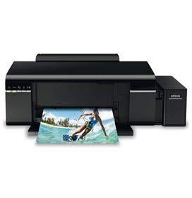 Impressora Fotográfica Epson EcoTank Tanque de Tinta com USB e Wi-Fi - L805