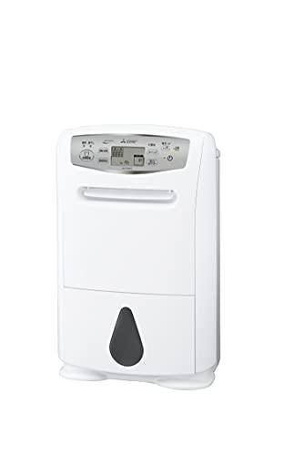 三菱電機 衣類乾燥除湿器 ハイパワー 18L MJ-P180RX-W ホワイト