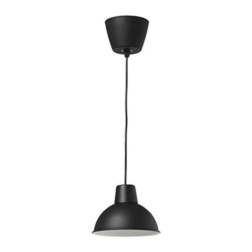 Ikea Skurup 703.973.99 - Lámpara de Techo, Color Negro