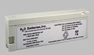 Replacement For Datascope Passport El Nimh Battery