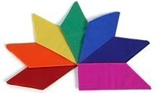 Tissue Paper Cracker Hats - Assorted Colors - Pkg of 24
