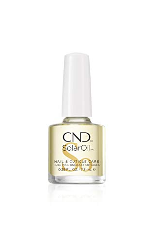 CND Essential Solar Oil Nail and Cuticle Conditioner, 0.25 Fluid Ounce