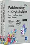 Posicionamiento y Google Analytics. Pack de 2 libros: genere y analice el tráfico de su sitio web - 2ª edición