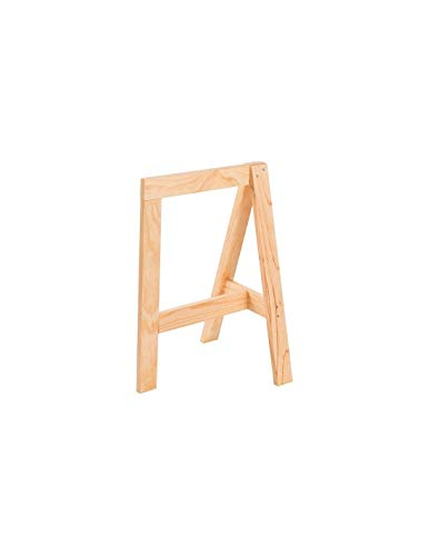 Astigarraga–cab019.99–Holzbock platzsparend, Holz, 74x 50x 45cm