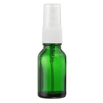 ExcLent 15/30 / 50Ml Mini-Récipient Vert Rechargeable De Pulvérisateur De Bouteille De Jet De Pulvérisation W/Drop \U0026 Spray Pour Le Parfum Aromath