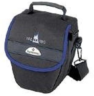 Samsonite Trekking 120 SLR Funda para cámara Negro/Azul: Amazon.es ...