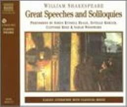 Great Speeches & Soliloquies