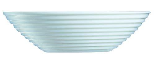 Luminarc Schale Harena 16 cm, Glas, White