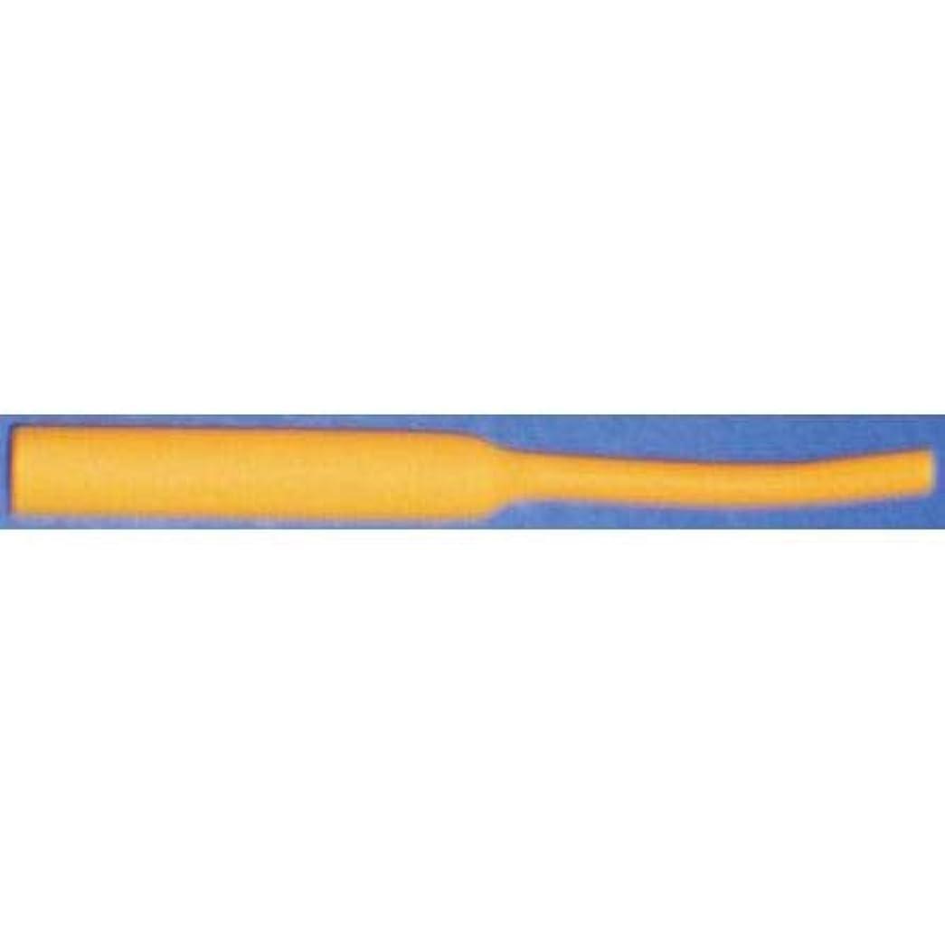 カナダアプライアンスなんでもRS PRO 熱収縮チューブ, ポリオレフィン, 収縮前 4.8mm, 収縮後 2.4mm, スリーブ長さ 1.2m, 黄 5個入 399518