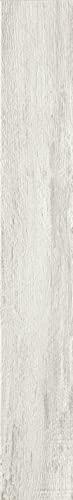 Fliese Tahoe 18 x 118 cm White 1 m²