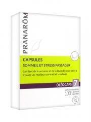 Pranarom – Oleocaps 7 Sommeil Stress – 30 capas de Pranar