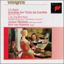 Viola Da Gamba Sonatas BWV 1027-1029