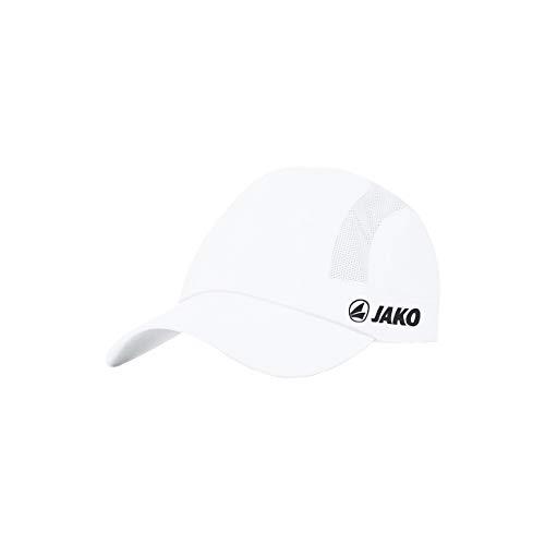 JAKO Cap Active, weiß, 2
