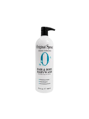 Product Image of the Original Sprout Hair & Body Babywash 32 oz