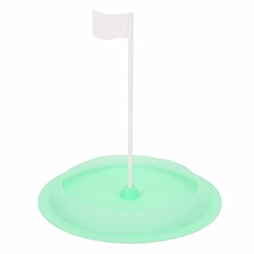 Agujero de Putter de Golf, Taza de Putt de Golf Duradera en Todas Las direcciones de tamaño pequeño para la Oficina para el Entrenamiento de Golf