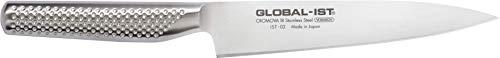 グローバル イスト (GLOBAL-IST) 小型 包丁 刃渡り15㎝ 国内専用モデル エクストラエッジ 日本製 ステンレス鋼 IST-02