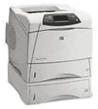 HP LaserJet 4300dtn - Printer - B/W - duplex - laser - Legal, A4 - 1200 dpi x 1200 dpi - up to 43 ppm - capacity: 1100 sheets - Parallel, 10/100Base-TX (Renewed)