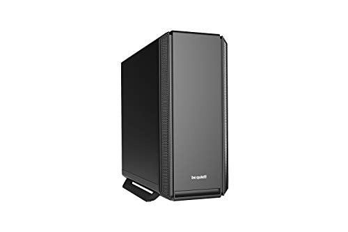 be quiet! Silent Base 801 ATX PC Midi Gehäuse Schwarz BG029