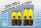 Flaschen, Ventile, Reserveschaltungen