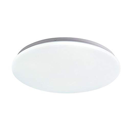 KAIKEA Weiße runde ultradünne Deckenleuchte, Moderne LED-Deckenleuchten, einfache und Moderne Deckeneinbauleuchten, zur Inneneinrichtung, Wohnzimmer, Schlafzimmerleuchte