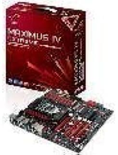 ASUSTek マザーボード Intel LGA1155/DDR3メモリ対応 ATX MAXIMUS IV EXTREME REV3.0