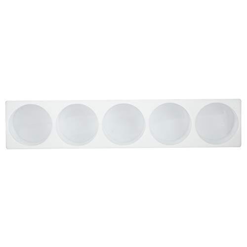 Molde para pudín, molde para pasteles de larga duración y alta temperatura Suave y cómodo Fácil de usar para pastelerías