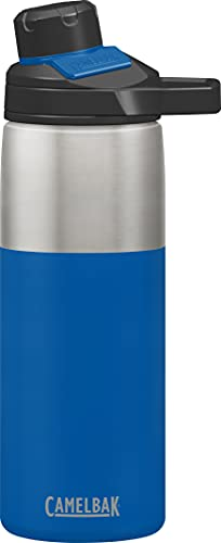CamelBak Garrafa Chute Mag Vacuum, 600 ml, Azul