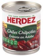 Chiles Chipotle En Adobo Herdez