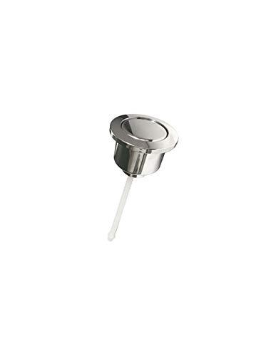 Roca AH0001600R - Kit G Pulsador de repuesto para cisterna, descarga única,...