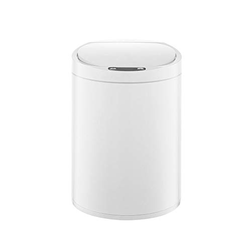 Cheapest Price! HATHOR-23 8 L Intelligent Rubbish Bin, Waste Bin with Soft Light Digital Display, wi...