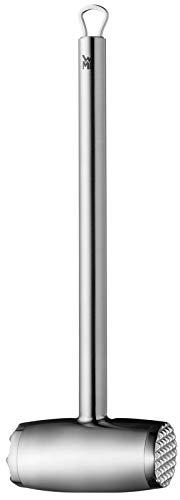 WMF Profi Plus Fleischhammer 34 cm, Schnitzelklopfer, Cromargan Edelstahl teilmattiert, spülmaschinengeeignet