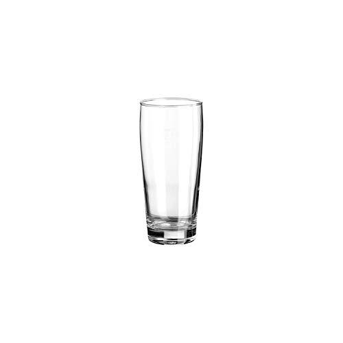 ARCOROC, Bicchiere da Birra graduato, 0,25 l, 12 Pezzi