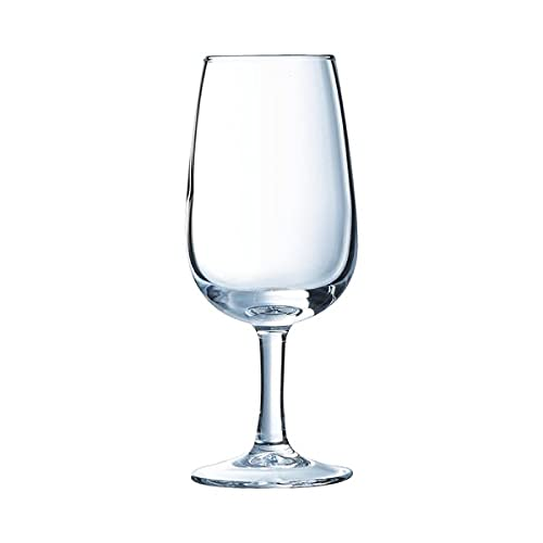 Arcoroc Copas Vino Vidrio, 12 cl, 6 unidades