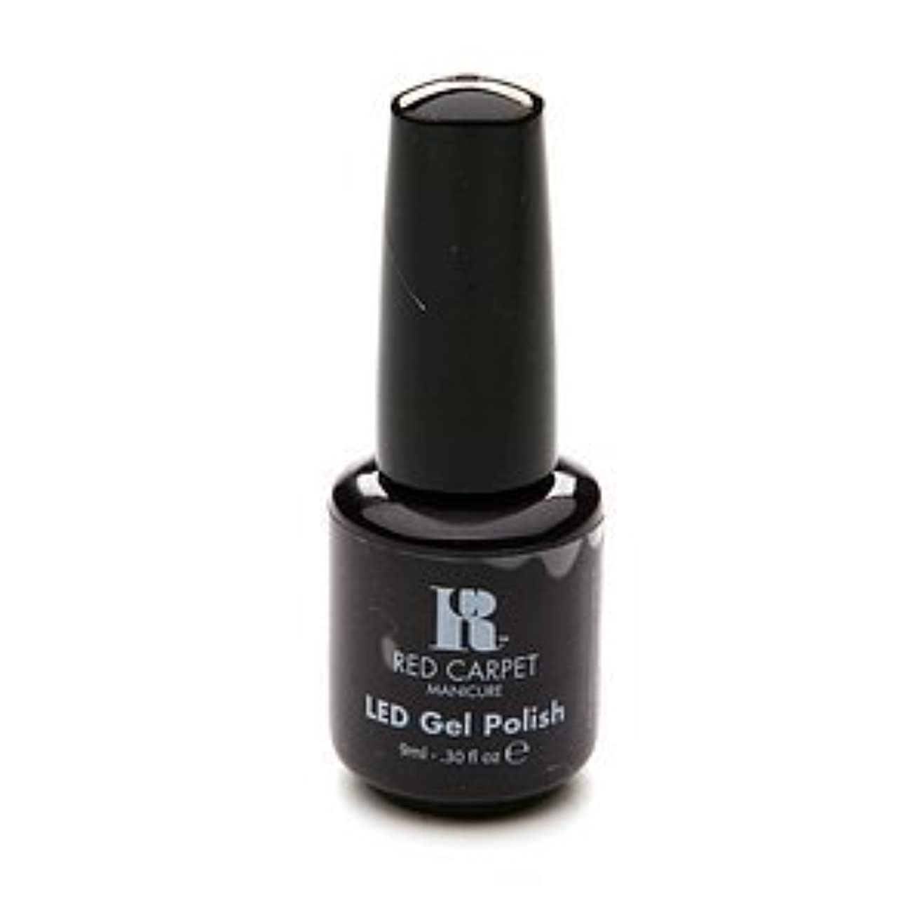 出発するベーリング海峡小競り合いRed Carpet Manicure LED Gel Polish - Nominated For... .30 Oz by Red Carpet Manicure