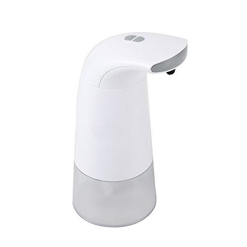 250 ml Automatischer Seifenspender Wandmontage, Anself Händedesinfektion Flasche mit Intelligentem Infrarot Sensor Berührungslose Seifenspender Geeignet für das Kranken, Hausbad, School