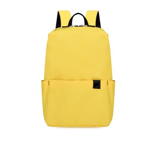 YIXIN Mochila para mujer, bolsa de viaje, bolsa de hombro, linda niña, impermeable, con múltiples bolsillos, para estudiantes, deportes, mochila para ordenador portátil
