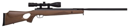 Benjamin Trail NP XL 1100 .22-Caliber Nitro Piston Break Barrel Air Rifle with Hardwood Stock And...