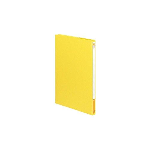 コクヨ ケースファイル 色厚板紙 A4縦 黄 フ-900NY 【まとめ買い10冊セット】