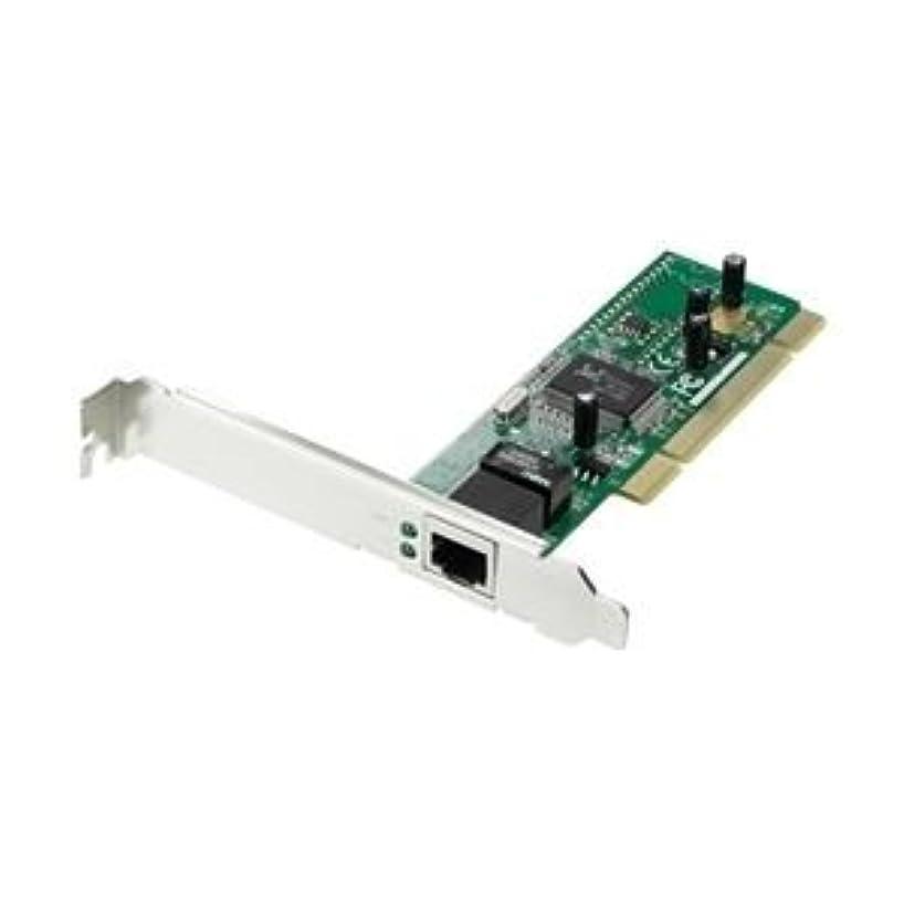 傾斜ギネスバッジ1000BASE-T/100BASE-TX/10BASE-T対応PCIバス用LANアダプター