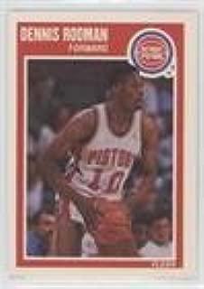 Dennis Rodman (Basketball Card) 1989-90 Fleer - [Base] #49