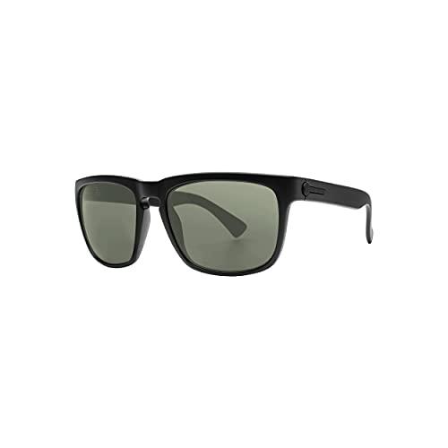 Electric - Knoxville, Sunglasses, Matte Black Frame, Gray Lenses