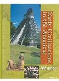 Early Civilizations in the Americas: Reference Library Plus Index