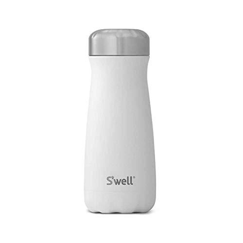 Custom S?Well 16oz Stainless Steel Travel Mug (Moonstone) - 100 PCS - $31.45/EA - Promotional Product with Your Logo/Bulk/Wholesale