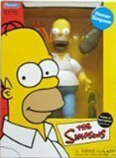 Simpsons Homer Simpson 9-inch Faces of Springfield Figure